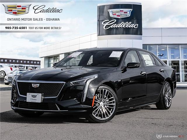 2019 Cadillac CT6-V 4.2L Blackwing Twin Turbo (Stk: 9137153) in Oshawa - Image 1 of 19