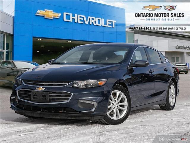 2016 Chevrolet Malibu Hybrid Base (Stk: 13186A) in Oshawa - Image 1 of 36