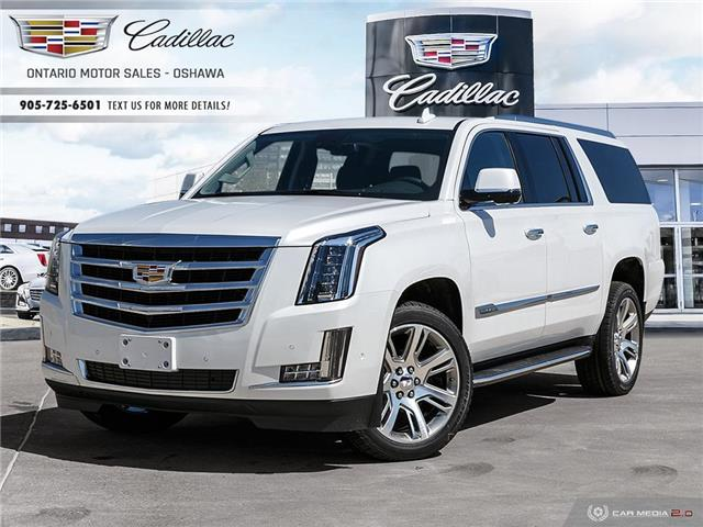 2020 Cadillac Escalade ESV Luxury (Stk: T0143464) in Oshawa - Image 1 of 19