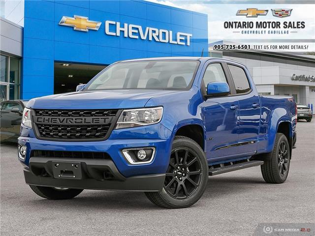 2020 Chevrolet Colorado LT (Stk: T0113404) in Oshawa - Image 1 of 19