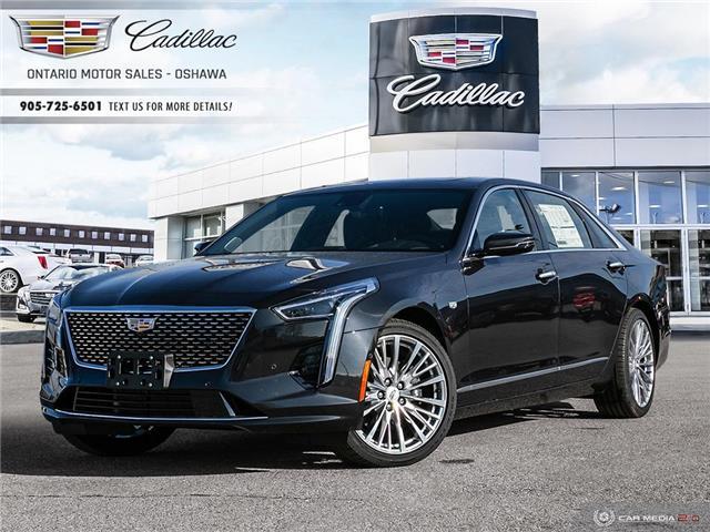 2020 Cadillac CT6 3.6L Premium Luxury (Stk: 0105851) in Oshawa - Image 1 of 19