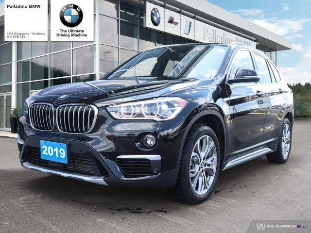 2019 BMW X1 xDrive28i (Stk: U0085) in Sudbury - Image 1 of 21