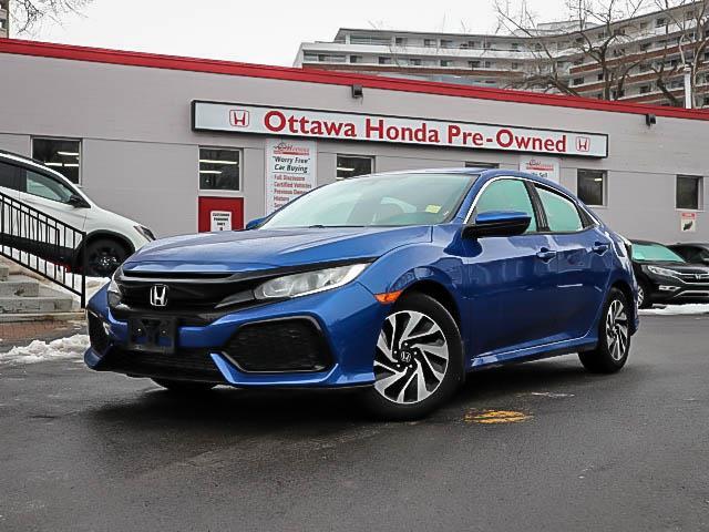 2017 Honda Civic LX (Stk: 331051) in Ottawa - Image 1 of 27