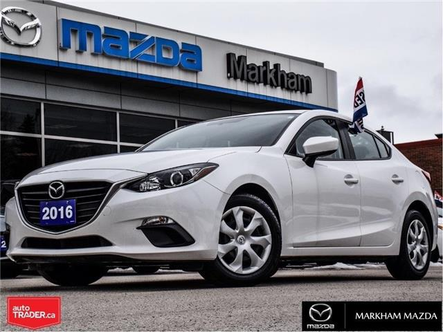 2016 Mazda Mazda3  (Stk: H200080A) in Markham - Image 1 of 27