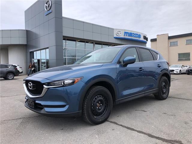2018 Mazda CX-5 GS (Stk: 20P011) in Kingston - Image 1 of 13