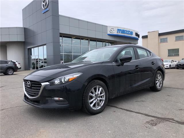 2018 Mazda Mazda3  (Stk: 20P009) in Kingston - Image 1 of 14