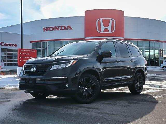 2019 Honda Pilot Black Edition (Stk: B0488) in Ottawa - Image 1 of 27