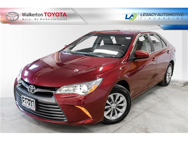 2016 Toyota Camry LE (Stk: 20183A) in Kincardine - Image 1 of 17
