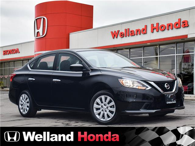 2018 Nissan Sentra 1.8 SV (Stk: U6755) in Welland - Image 1 of 25
