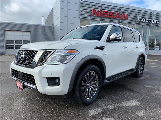 2018 Nissan Armada Platinum JN8AY2NE6J9733930 J9733930 in Cobourg