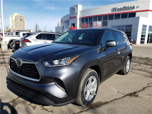 2020 Toyota Highlander LE (Stk: 20-497) in Etobicoke - Image 1 of 7