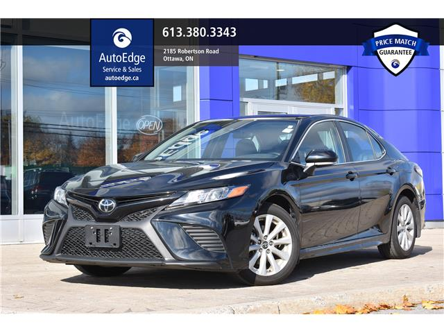 2019 Toyota Camry SE (Stk: A0002) in Ottawa - Image 1 of 28