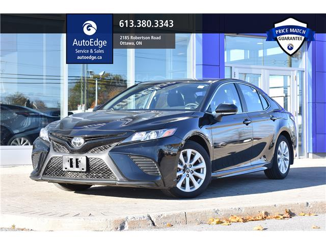 2019 Toyota Camry SE (Stk: A0008) in Ottawa - Image 1 of 29