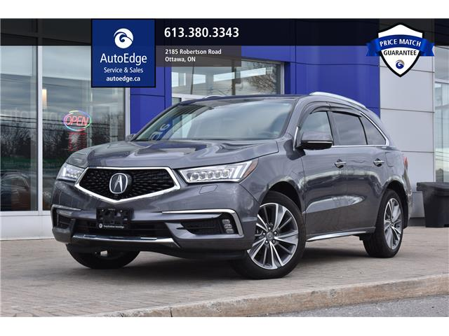 2018 Acura MDX Elite Package (Stk: A0106) in Ottawa - Image 1 of 30
