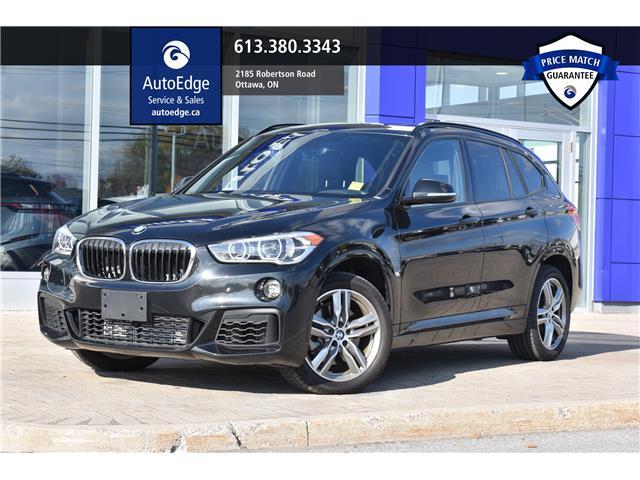 2018 BMW X1 xDrive28i (Stk: A0046) in Ottawa - Image 1 of 30
