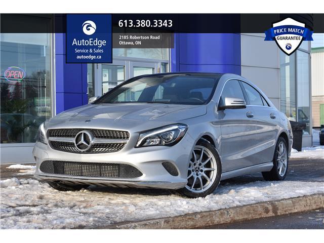 2018 Mercedes-Benz CLA 250 Base (Stk: A0137) in Ottawa - Image 1 of 30