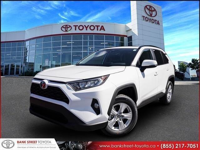 2019 Toyota RAV4 XLE (Stk: 27700) in Ottawa - Image 1 of 25