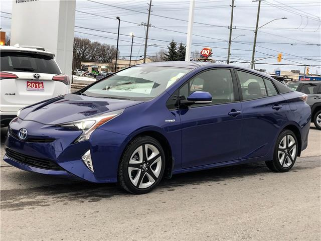 2017 Toyota Prius Touring (Stk: W4992) in Cobourg - Image 1 of 25