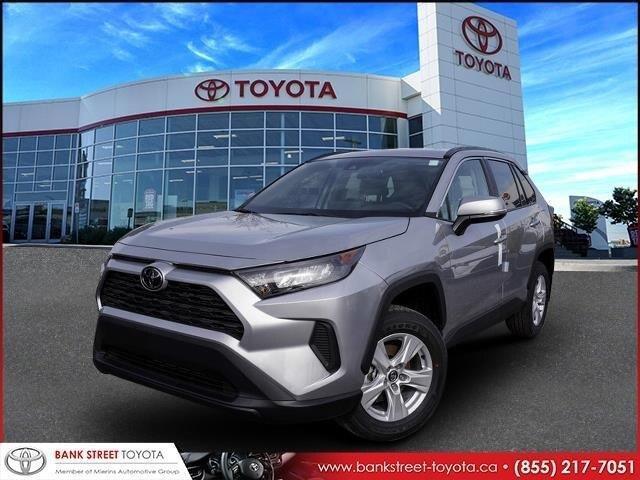 2019 Toyota RAV4 LE (Stk: 27216) in Ottawa - Image 1 of 25