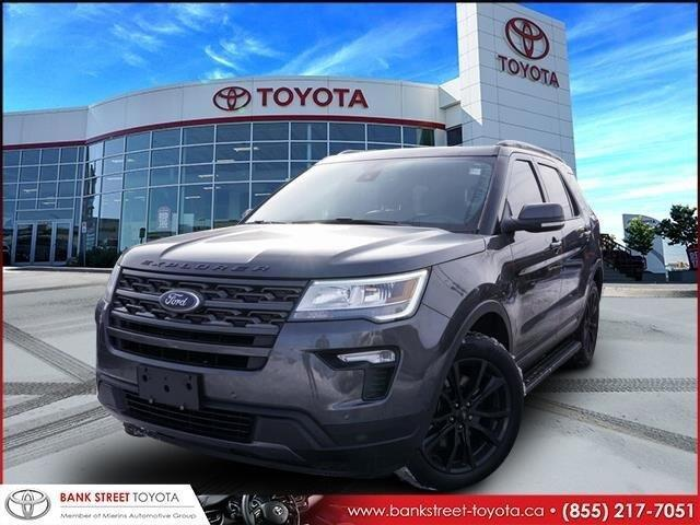 2019 Ford Explorer XLT (Stk: U3416) in Ottawa - Image 1 of 26