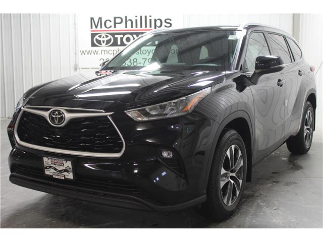 2020 Toyota Highlander XLE (Stk: S500206) in Winnipeg - Image 1 of 25