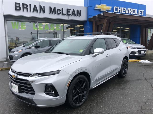 2020 Chevrolet Blazer Premier (Stk: M5039-20) in Courtenay - Image 1 of 21