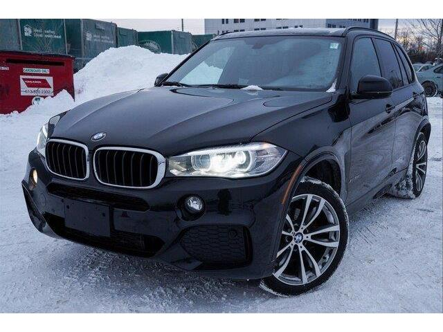 2017 BMW X5 xDrive35d (Stk: P2215) in Ottawa - Image 1 of 25