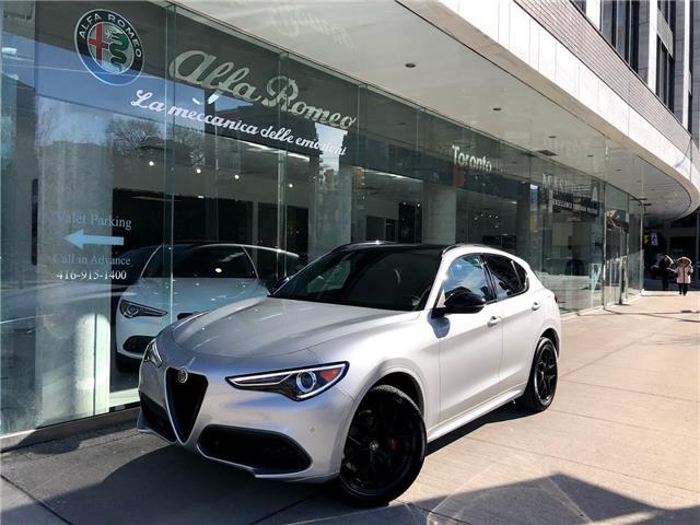2020 Alfa Romeo Stelvio Base (Stk: 59AR) in Toronto - Image 1 of 29
