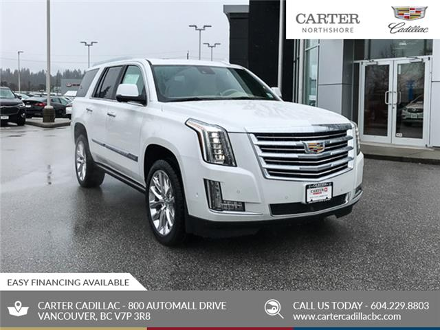 2020 Cadillac Escalade Platinum (Stk: D12830) in North Vancouver - Image 1 of 24