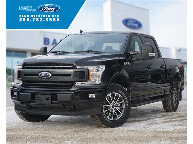 2020 Ford F-150 XLT (Stk: T202030) in Dawson Creek - Image 1 of 17