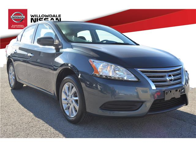 2015 Nissan Sentra 1.8 SV (Stk: N360A) in Thornhill - Image 1 of 28