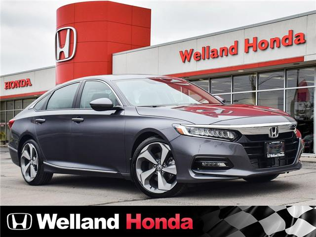 2020 Honda Accord Touring 2.0T (Stk: N20009) in Welland - Image 1 of 27