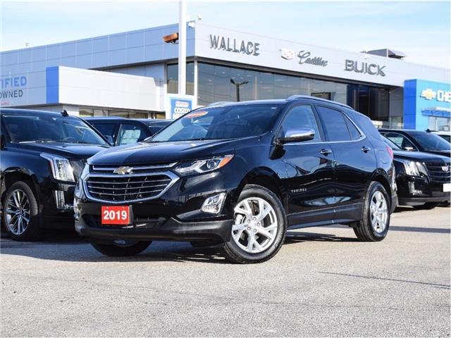 2019 Chevrolet Equinox DIESEL | PREMIER | AWD | LEATHER | REAR CAM (Stk: PR5141) in Milton - Image 1 of 27