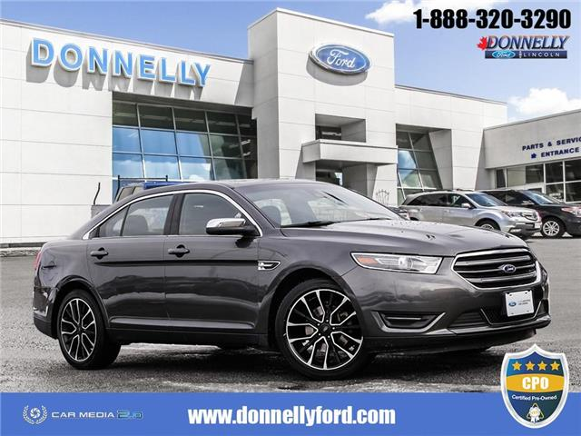 2019 Ford Taurus Limited (Stk: DUR6376) in Ottawa - Image 1 of 28