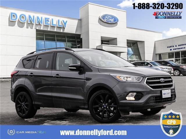 2019 Ford Escape Titanium (Stk: DUR6385) in Ottawa - Image 1 of 28
