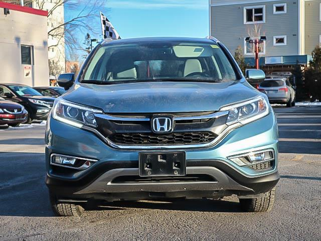 2015 Honda CR-V Touring (Stk: H80991) in Ottawa - Image 2 of 28