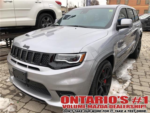 2019 Jeep Grand Cherokee SRT (Stk: 85224A) in Toronto - Image 1 of 23