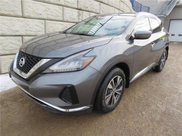 2019 Nissan Murano  (Stk: D00521P) in Fredericton - Image 1 of 23