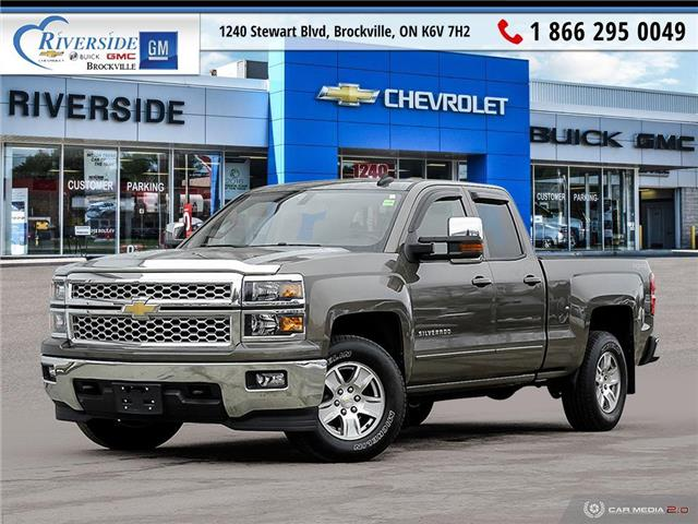 2015 Chevrolet Silverado 1500 1LT (Stk: 19-345A) in Brockville - Image 1 of 27