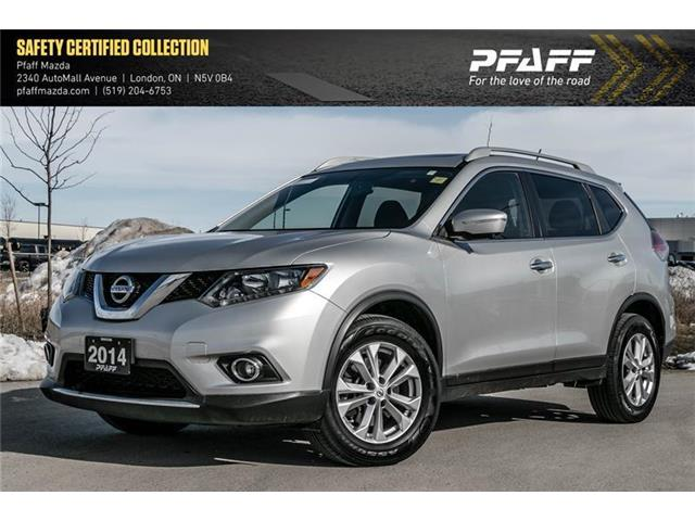 2014 Nissan Rogue S (Stk: LM9502A) in London - Image 1 of 22