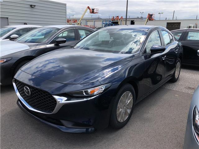 2019 Mazda Mazda3 GS (Stk: NM3131) in Chatham - Image 1 of 5