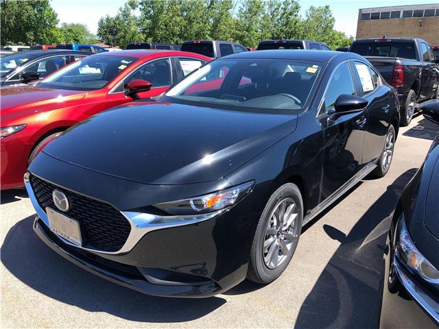 2019 Mazda Mazda3 GS (Stk: NM3132) in Chatham - Image 1 of 5