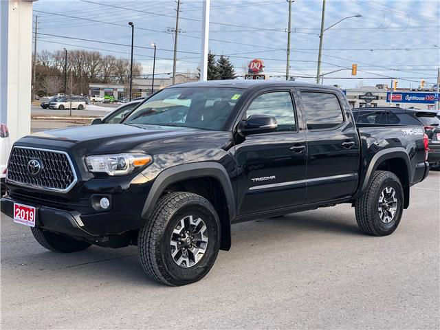 2019 Toyota Tacoma TRD Off Road (Stk: TW082A) in Cobourg - Image 1 of 23