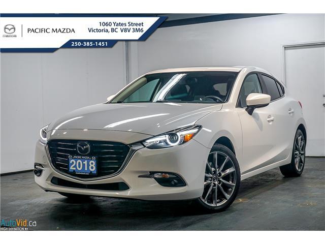 2018 Mazda Mazda3 Sport GT (Stk: 8024A) in Victoria - Image 1 of 20