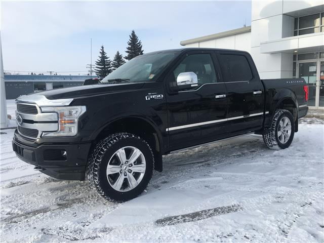 2018 Ford F-150 Platinum (Stk: 20123A) in Wilkie - Image 2 of 25