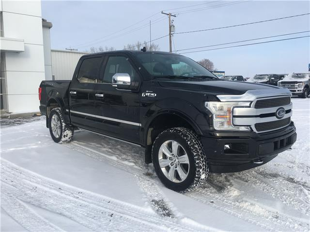 2018 Ford F-150 Platinum 1FTEW1EG9JFA38650 20123A in Wilkie