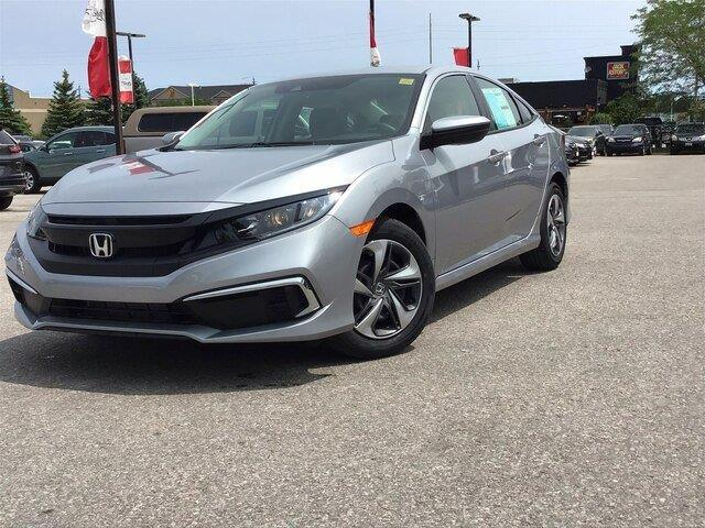 2020 Honda Civic LX (Stk: 20384) in Barrie - Image 1 of 20
