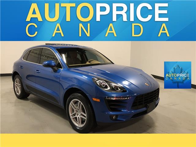 2017 Porsche Macan S (Stk: H0861) in Mississauga - Image 1 of 28