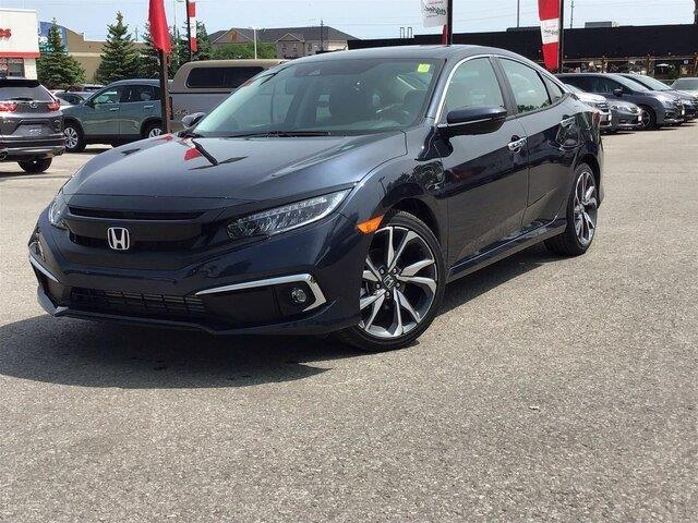 2020 Honda Civic Touring (Stk: 20140) in Barrie - Image 1 of 23