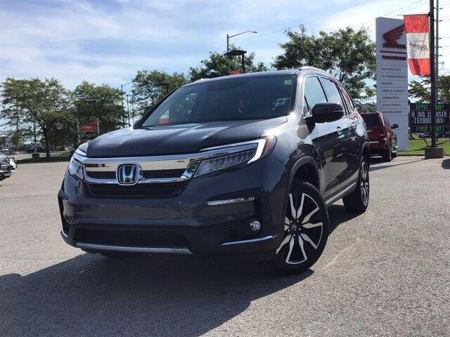 2020 Honda Pilot Touring 7P (Stk: 20221) in Barrie - Image 1 of 24